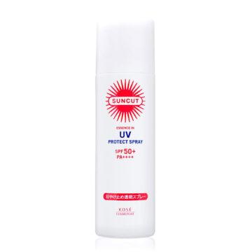 Kose Suncut Sunscreen transparent spray fragrance-SPF 50