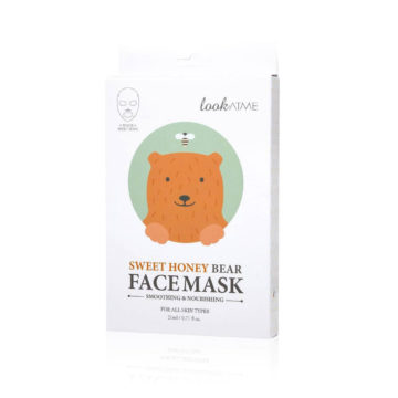 LOOK AT ME Sweet Honey Bear Face Mask