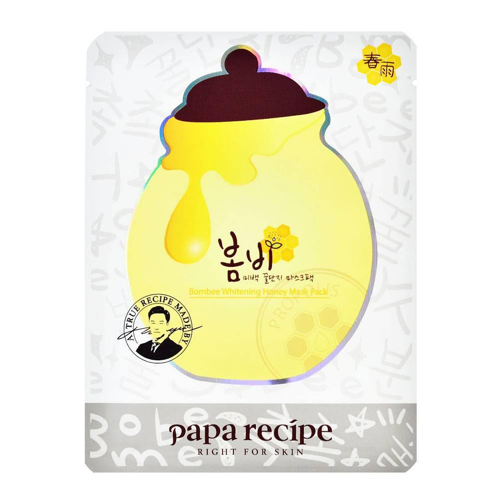 Papa Recipe Bombee Whitening Honey Mask Pack (10 pcs)