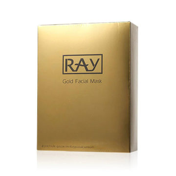 RAY Gold Facial Mask