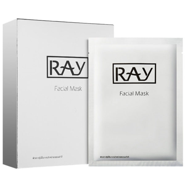 RAY Silver Facial Mask