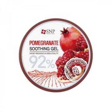 SNP 92% Pomegranate Soothing Gel