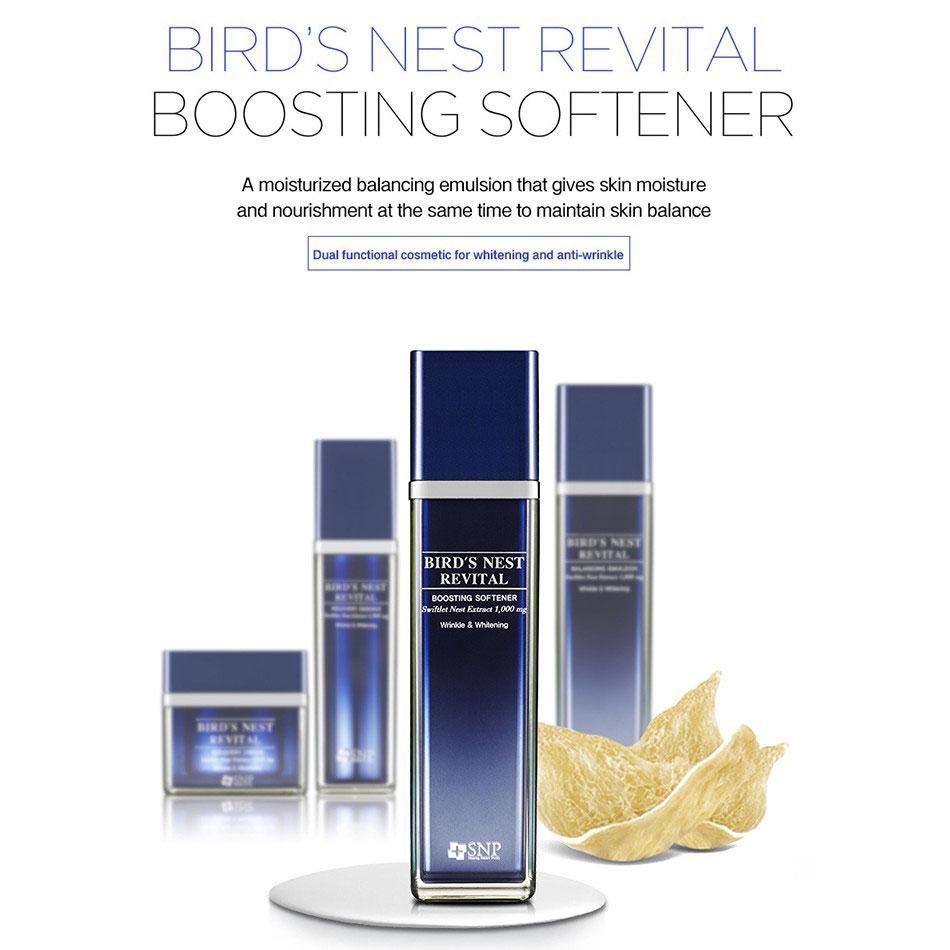SNP BIRDS NEST RECOVERY CREAM SPECIAL SET