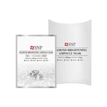 SNP Diamond Brightening Ampoule Mask (10piece)
