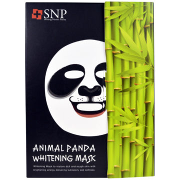 SNP Panda Whitening Mask (10piece)
