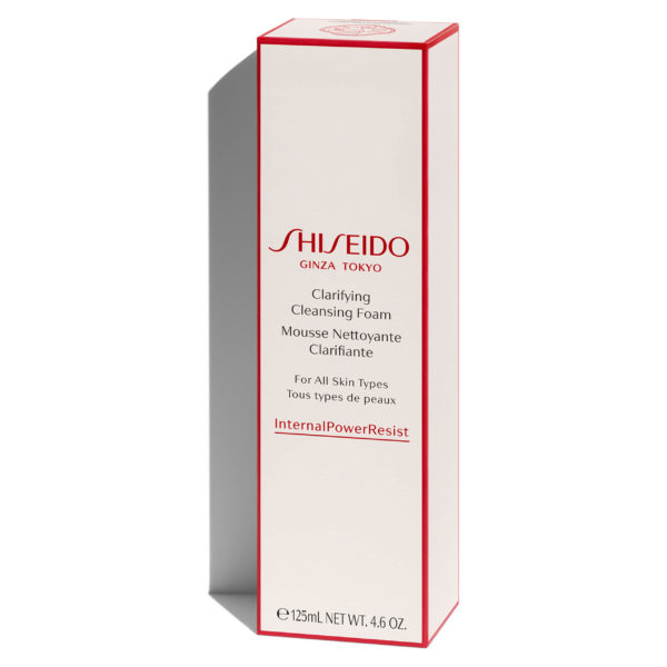 Shiseido Ginza Tokyo Clarifying Cleansing Foam