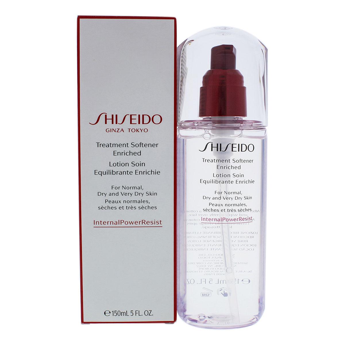 Shiseido Ginza Tokyo Treatment Softener Enriched