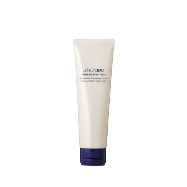 Shiseido Vital-Perfection Treatment Cleansing Foam