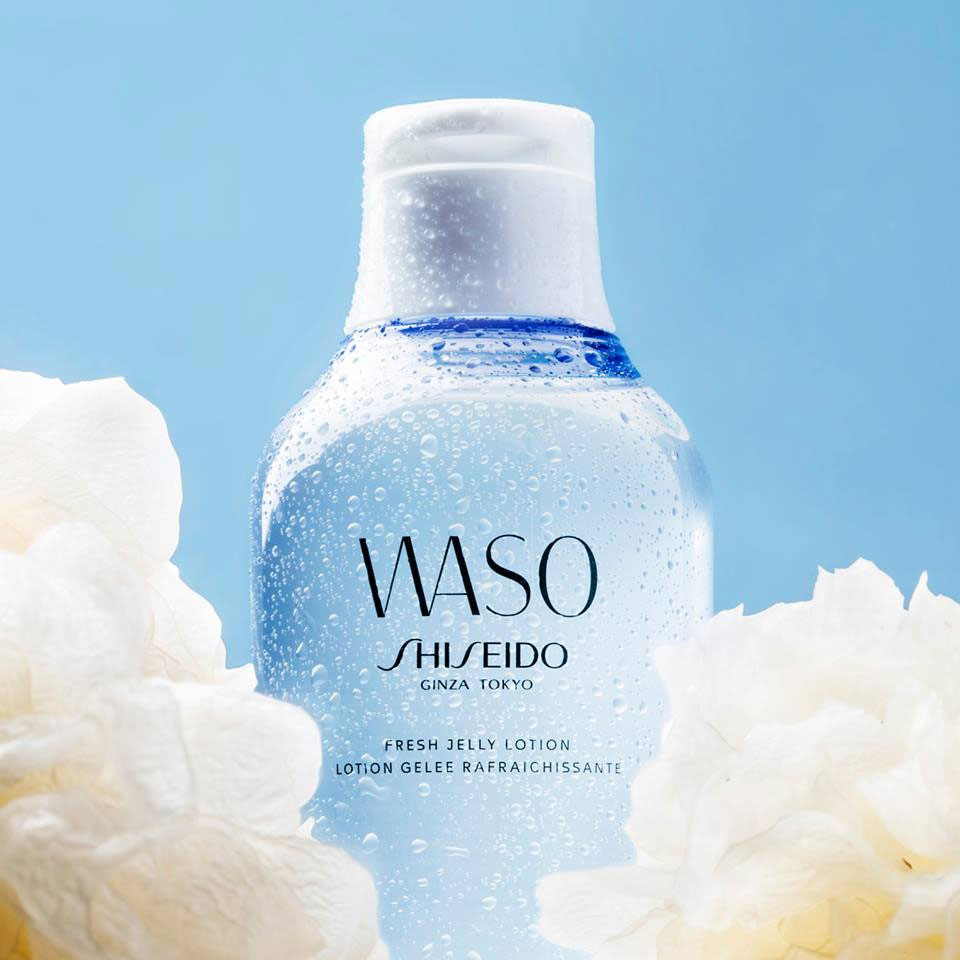 Shiseido WASO Fresh Jelly Lotion