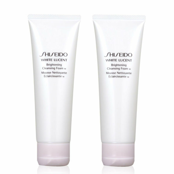 Shiseido White Lucent Brightening Cleansing Foam W