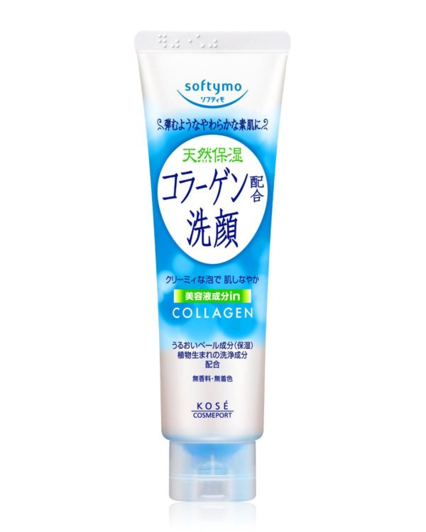 Kose Softymo Collagen Cleansing Wash