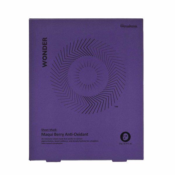 Mediheal Haruharu Wonder Maqui Berry Anti-Oxidant Mask (5pcs)