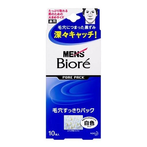 Biore Men's Pore Pack (10pcs)