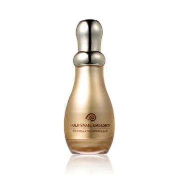 Gold Energy Snail Synergy 24K Gold Snail Emulsion (130ml)