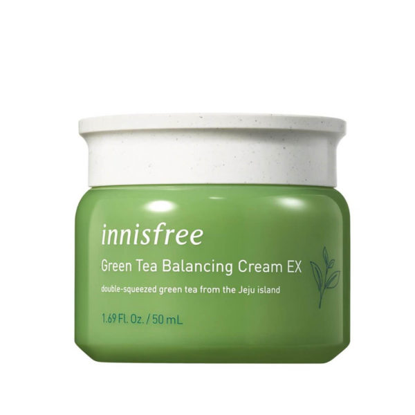 Innisfree Green Tea Balancing Cream EX (50ml)