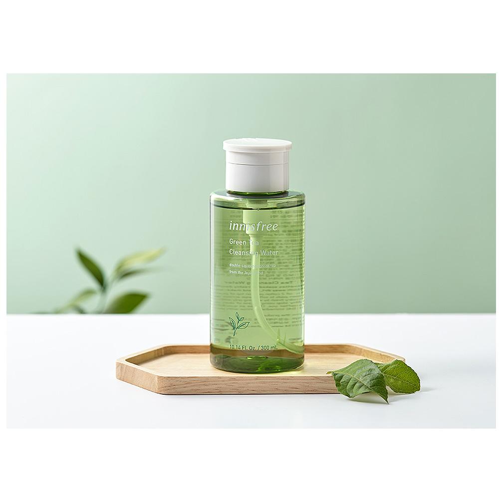 Innisfree Green Tea Cleansing Water (10.14oz / 300ml)