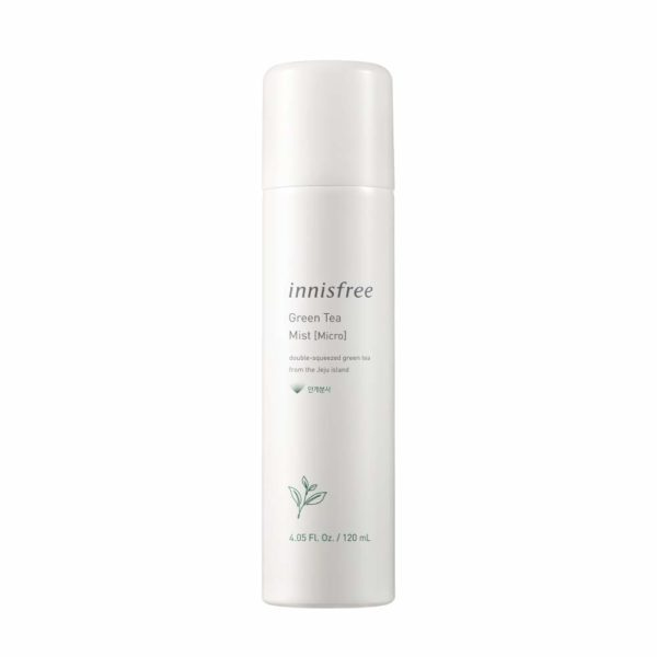 Innisfree Green Tea Mist [Micro] (120ml)