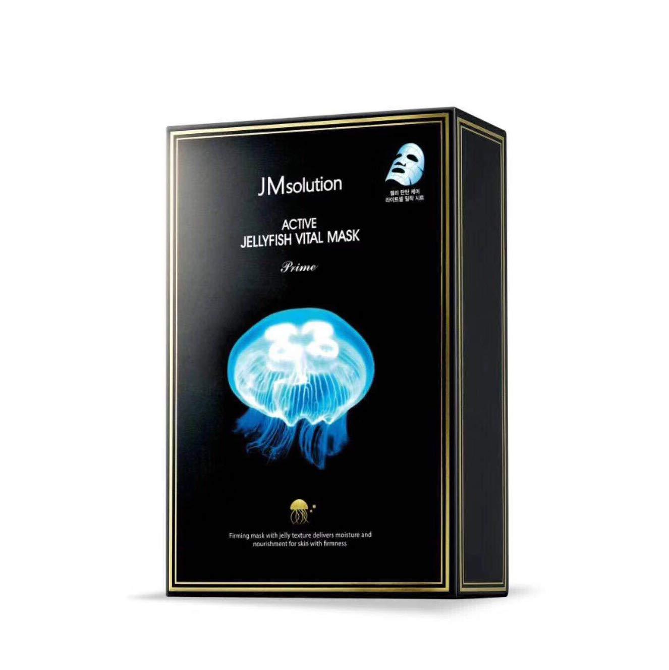 JM SOLUTION Active Jellyfish Vital Mask (10pcs)