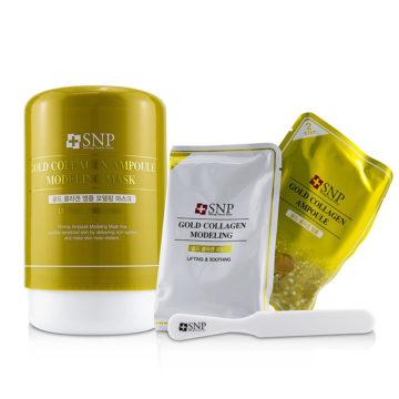 SNP Gold Collagen Modeling Mask (237g)