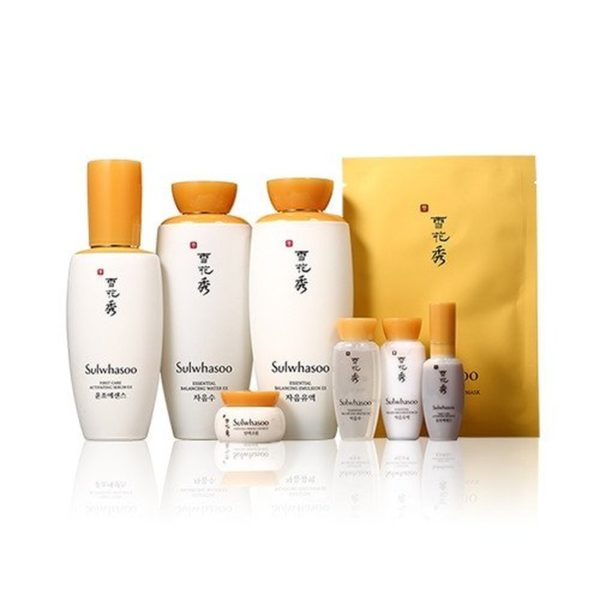 Sulwhasoo First Care Essential Set (8 items)