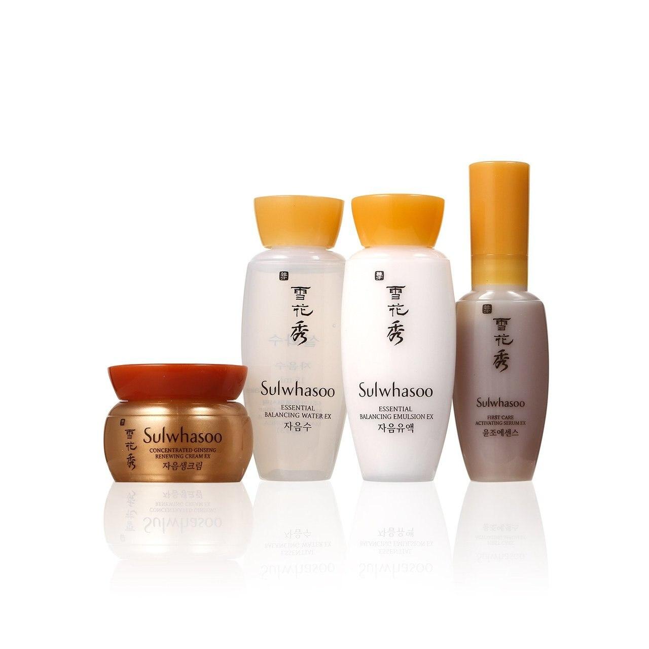 Sulwhasoo First Care Set (4 items)