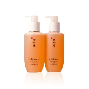 Sulwhasoo Gentle Cleansing Foam Duo Set