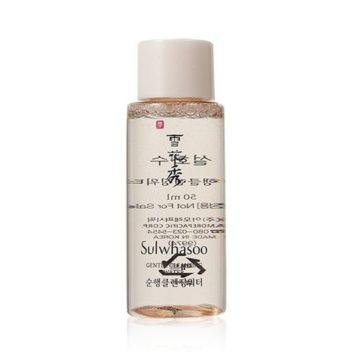 Sulwhasoo Gentle Cleansing Water (50ml)