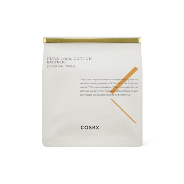 COSRX Pure 100% Cotton Rounds