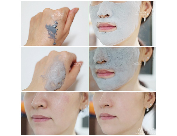 Elizavecca Milky Piggy Carbonated Clay Mask