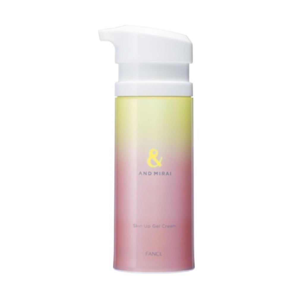 Fancl And Mirai Skin Up Gel Cream