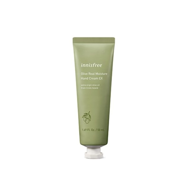 Innisfree Olive Real Moisture Hand Cream EX