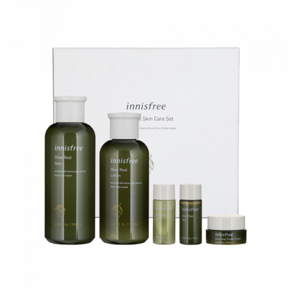 Innisfree Olive Real Skin Care Special Set
