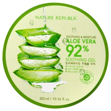 Nature Republic Soothing & Moisture Aloe Vera Gel 92%