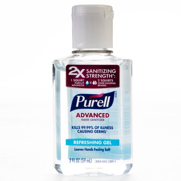 Purell Original Hand Sanitizer Refreshing Gel
