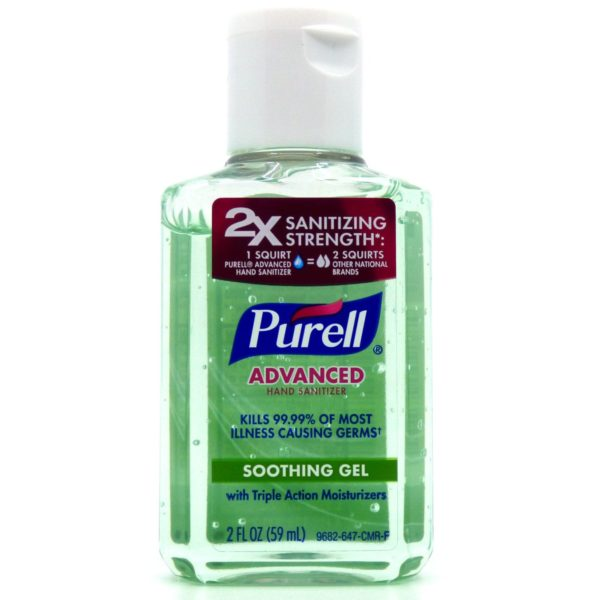 Purell Soothing Gel (With Aloe)