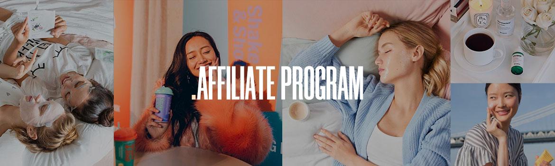 Affiliate program banner