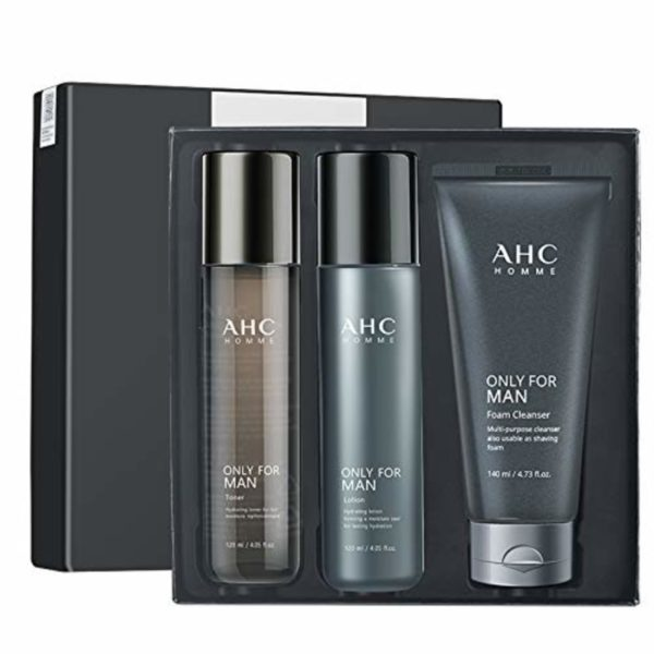 AHC Homme Only For Man Skin Care Set