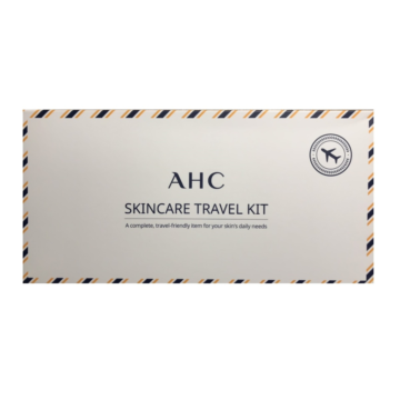AHC Skincare Travel Kit