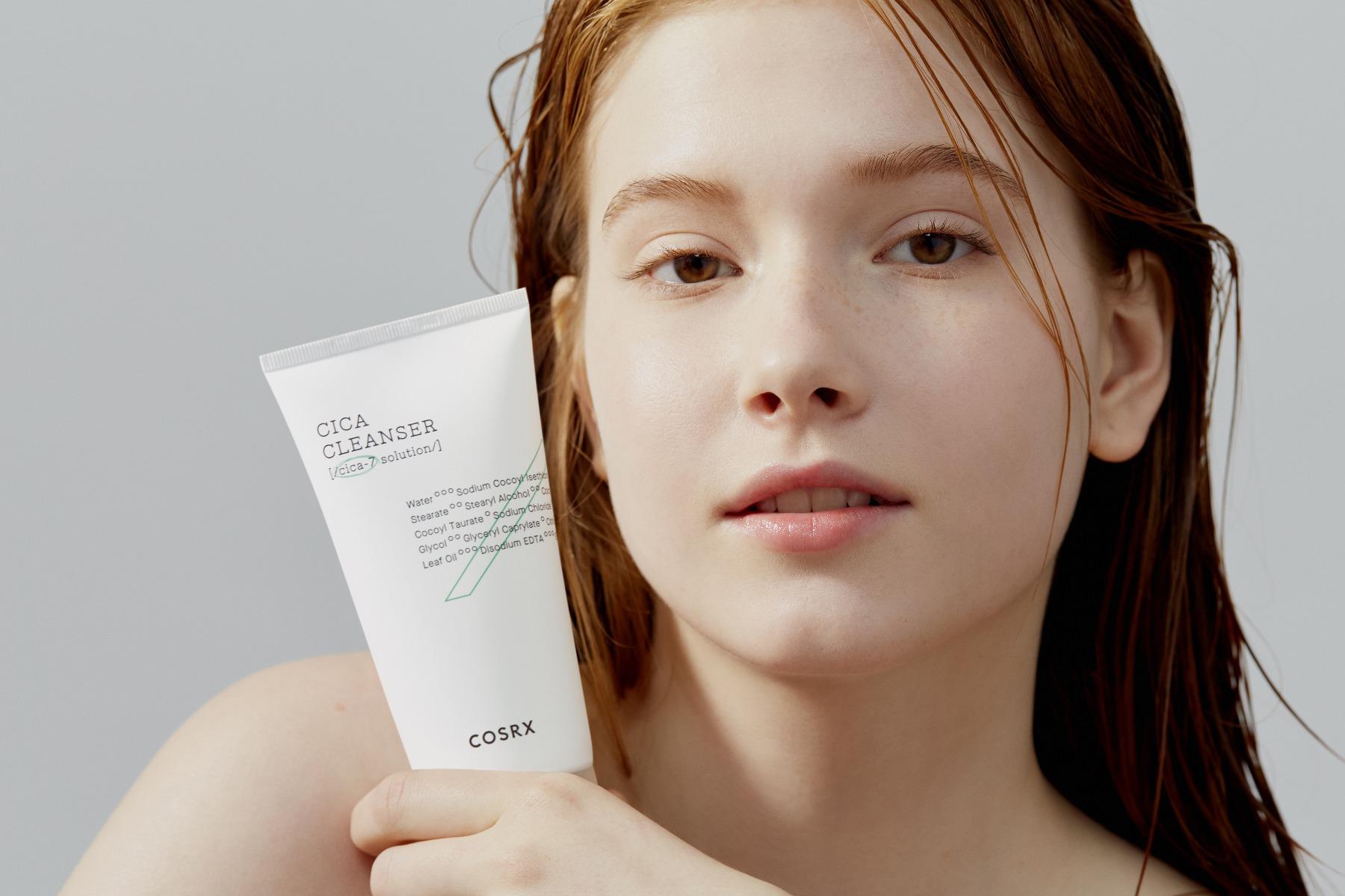 COSRX Pure Fit Cica Cleanser