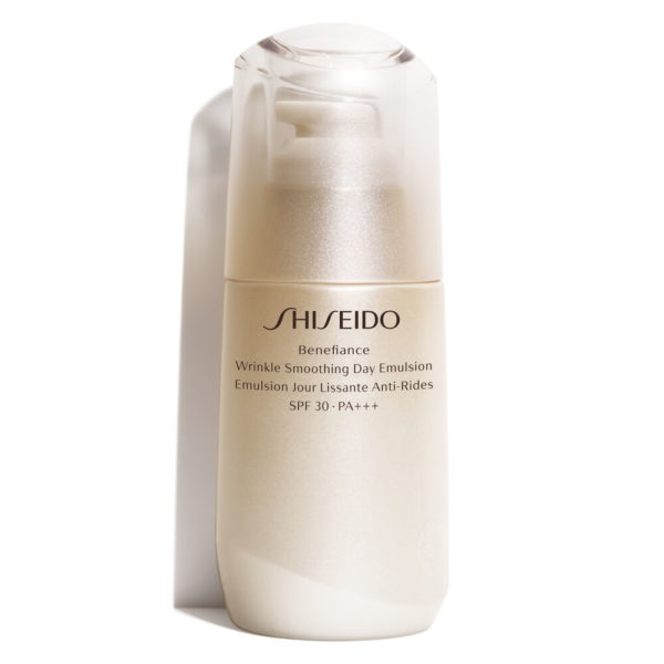 Shiseido Benefiance Wrinkle Smoothing Day Emulsion SPF30 PA+++