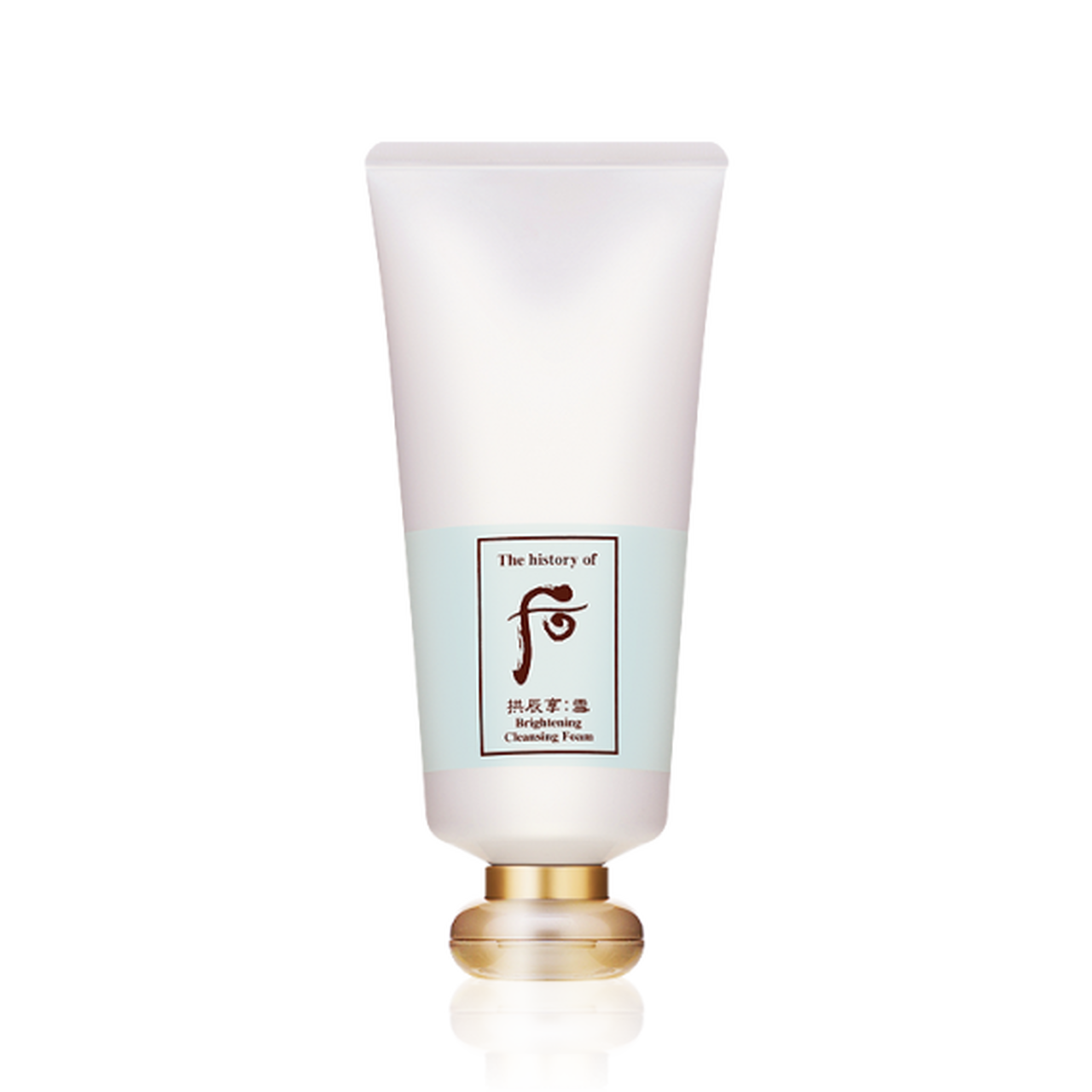 The History of Whoo Seol Radiant Brightening Cleansing Foam