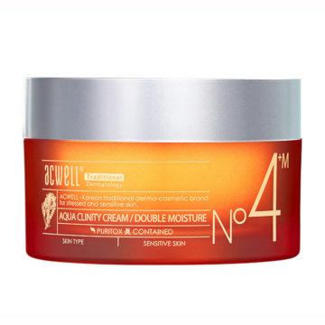 Acwell No.4+M Aqua Clinity Cream Double Moisture