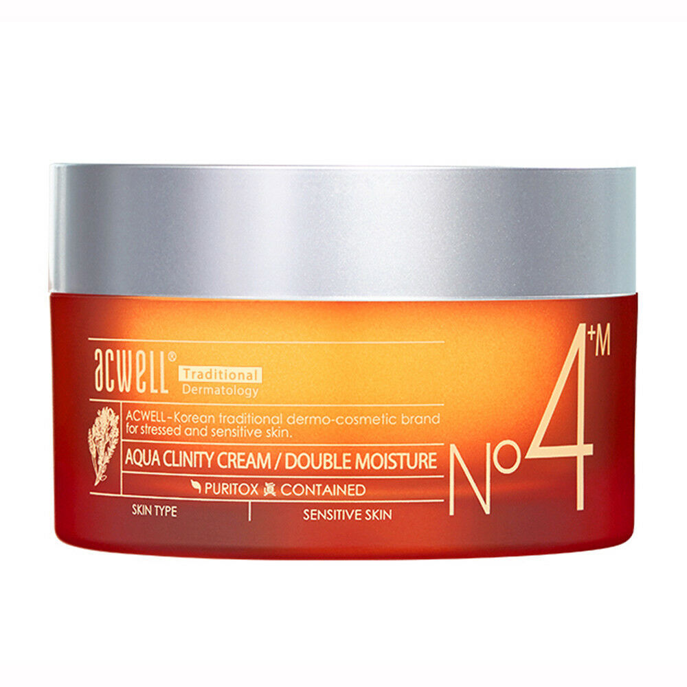 Acwell No.4+M Aqua Clinity Cream Double Moisture