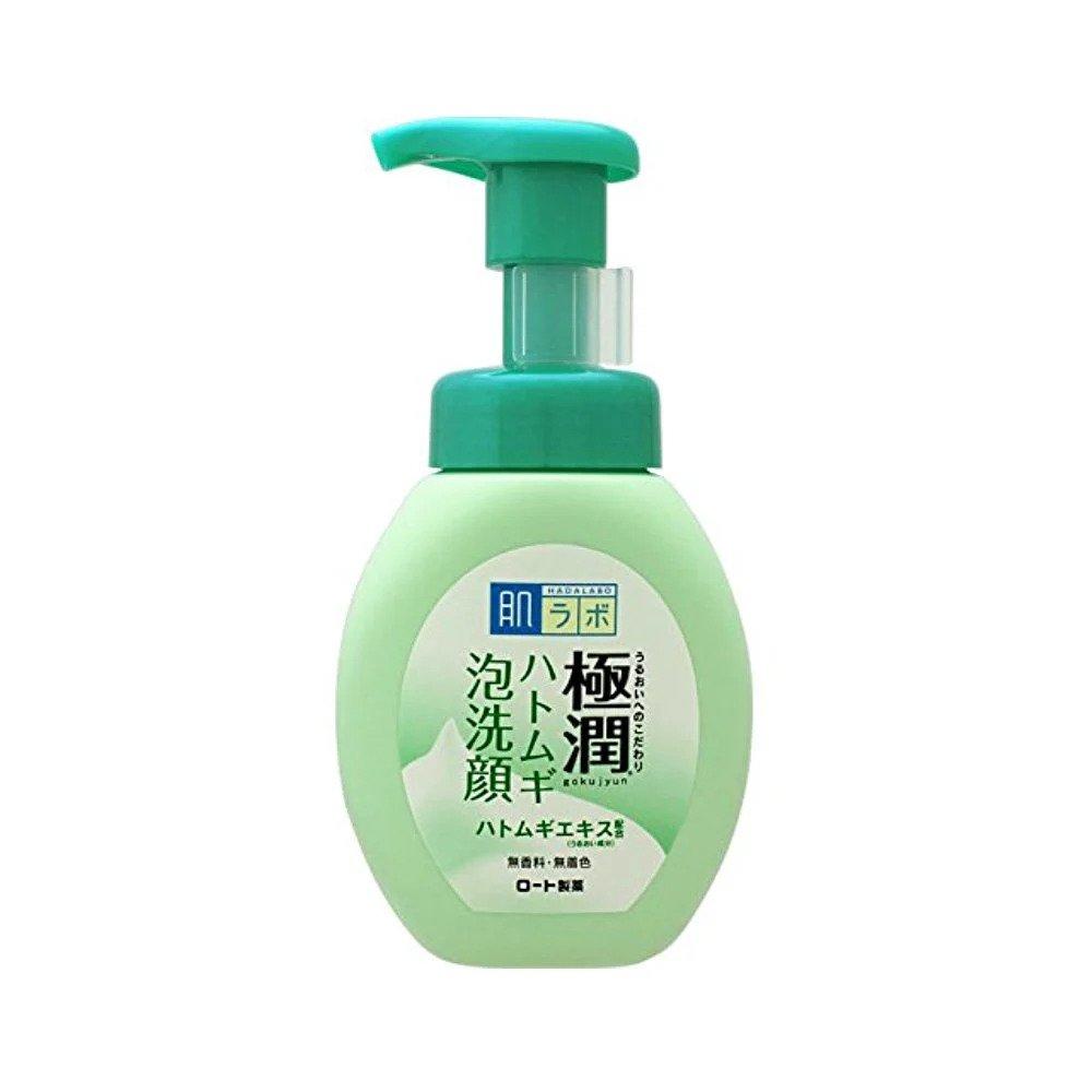 HADA LABO GOKUJYUN Super Hyaluronic Cleansing Foam Pearl