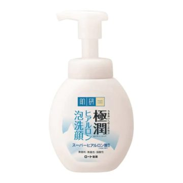 HADA LABO GOKUJYUN Super Hyaluronic Cleansing Foam