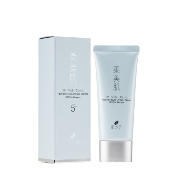 HADATUKO Perfect Face UV Gel Cream SPF50+ PA++++