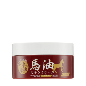 HARUHADA Body Cream (Horse Oil)