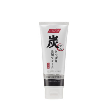 HARUHADA Charcoal Cleansing Foam