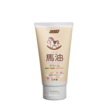 HARUHADA Horse Oil Gentle Cream
