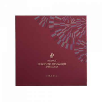 It'S SKIN Prestige EX Ginseng D'escargot Special Set (8 Pcs)